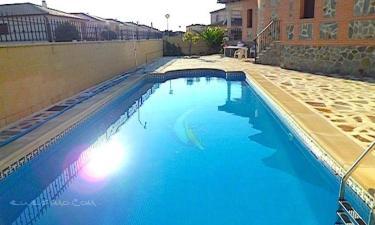 La Villa de Cobisa en Cobisa a 7Km. de Toledo