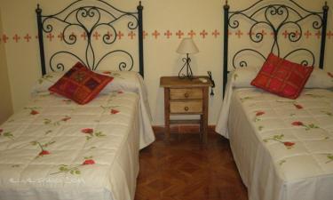 Casa Rural el Romero en Los Yébenes a 19Km. de Villaminaya