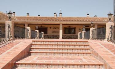 Casa Rural el Quijote en Ugena a 15Km. de Moraleja de Enmedio