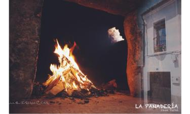 La Panaderia en Los Navalucillos a 48Km. de Erustes