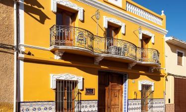 Casa Rural Ca Olivares en Alquería de la Condesa a 6Km. de Gandía