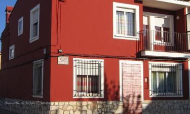 Ca la Iaia en Fontanares dels Alforins (Valencia)