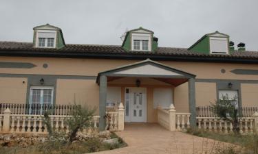 Casa Cabriel en Villargordo del Cabriel (Valencia)