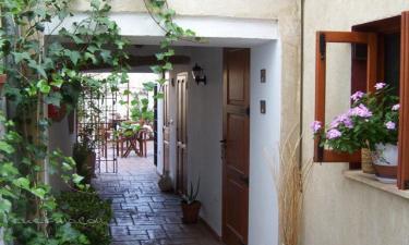 Casa Rural Les Nou Milles en Montaberner (Valencia)