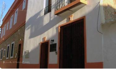 La Serrana en Losa del Obispo a 6Km. de Chulilla