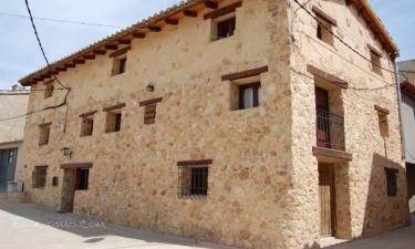 Casa Antiga  en Castielfabib a 31Km. de Villastar
