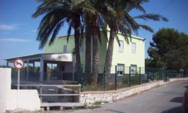 Casa rural Casa Llido en Oliva (Valencia)