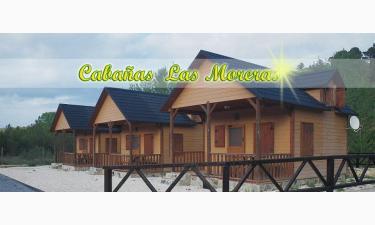 Cabañas las Moreras en Navalón a 39Km. de Navarrés