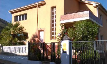 Casa Frías en Beniatjar a 27Km. de Rótova