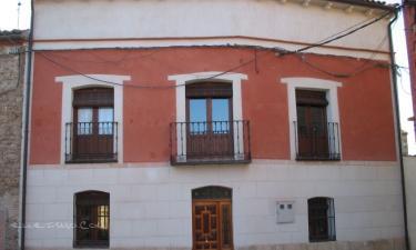 Casa Rural los boteros en Pesquera de Duero a 55Km. de Villaviudas