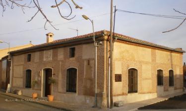 Casa Rural Velamora en Rodilana (Valladolid)