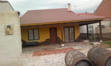 La Seca Cuna del Rueda en La Seca (Valladolid)