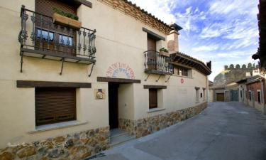 Casa de los Beatos. Villa de Urueña  en Urueña (Valladolid)
