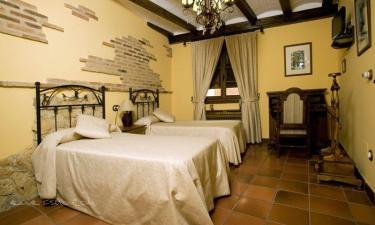 Foto3 Casa de los Beatos. Villa de Urueña  Valladolid Castilla y León