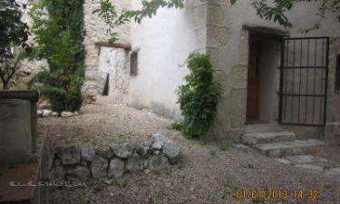 Casa de San Roque en Molpeceres (Valladolid)
