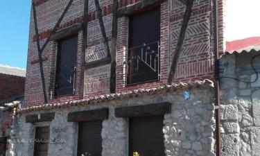 Vivienda de uso Turístico Catorce de Abril en Torrescárcela a 52Km. de Renedo de Esgueva