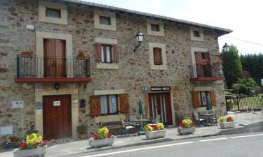 Casa Rural Urrezko Ametsa en Mercadillo a 15Km. de Gallarta