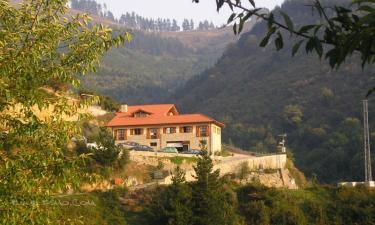 Agroturismo Ordaola en Alonsotegi (Vizcaya)