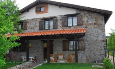 Casa Rural Altuena en Amoroto (Vizcaya)