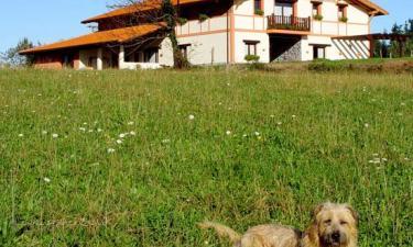 Casa Rural Merrutxu en Ibarranguelua (Vizcaya)