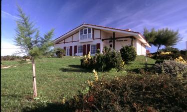 Casa Rural Zearreta Barri en Barrika a 14Km. de Portugalete