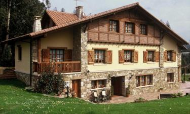 Casa Rural Matsa en Lezama a 11Km. de Morga