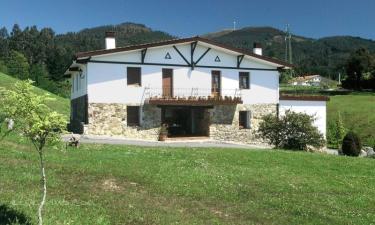 Casa Rural Garaizar en Maruri (Vizcaya)