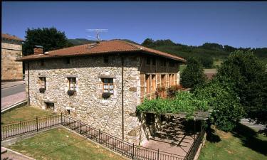 Casa Rural Bekoabadene en Meñaka a 9Km. de Bakio
