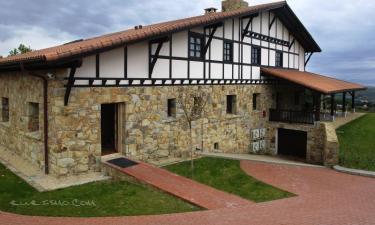Casa Rural Larrakoetxea