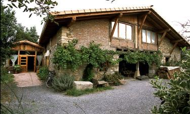 Casa Rural Iabiti Aurrekoa en Zamudio a 14Km. de Erandio