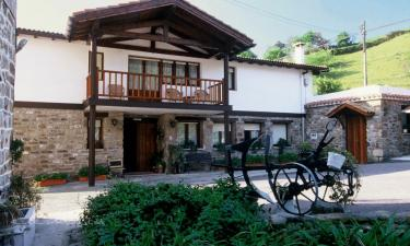 Casa Rural Artiketxe en Bermeo a 13Km. de Bakio