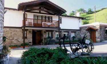 Casa Rural Artiketxe en Bermeo (Vizcaya)