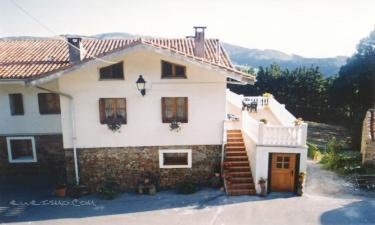 Casa Rural Kasa Barri en Bermeo (Vizcaya)