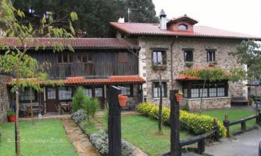 Casa Rural Iturbe en Busturia (Vizcaya)
