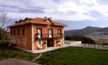 Casa Rural Ontxene en Busturia (Vizcaya)