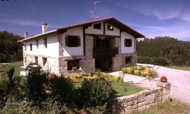 Casa Rural Andutza en Ea (Vizcaya)
