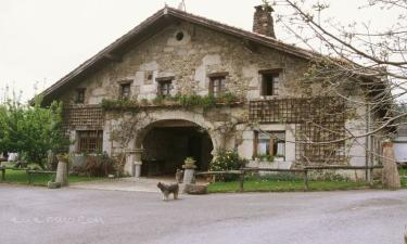 Casa Rural Ea  Astei