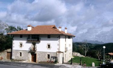 Casa Rural Endeitxe en Ereño (Vizcaya)