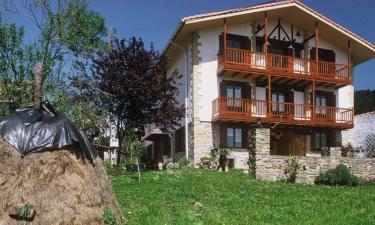 Casa Rural Madalen Aurrekoa en Errigoiti (Vizcaya)