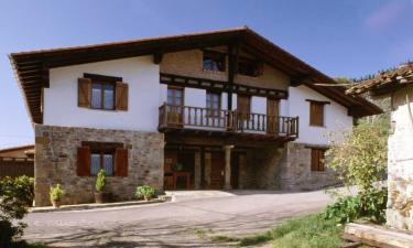 Casa Rural Solaurren en Mendata a 6Km. de Munitibar-Arbatzegi-Gerrikaitz