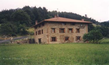 Casa Rural Iberreko Errota en Múgica (Vizcaya)