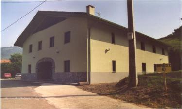 Casa Rural Orubixe en Berriatua (Vizcaya)