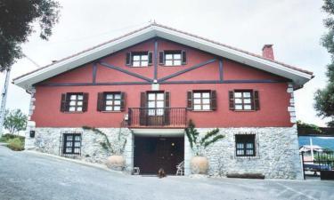 Casa Rural Kurtxia en Ispaster (Vizcaya)
