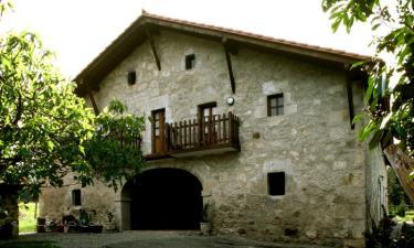 Casa Rural Legortza en Ispaster a 6Km. de Ea