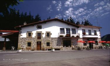 Casa Rural Trabaku Goiko en Mallabia (Vizcaya)