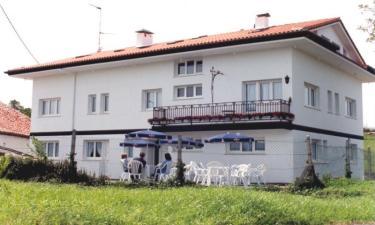 Casa Rural Itxas Ertz en Mendexa (Vizcaya)