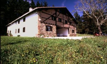 Casa Rural Astorki Goikoa en Munitibar-Arbatzegi-Gerrikaitz (Vizcaya)