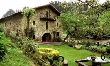 Casa Rural Garro en Munitibar-Arbatzegi-Gerrikaitz (Vizcaya)