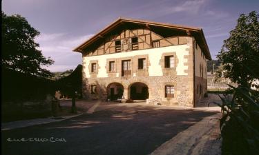 Casa Rural Murueta en Abadiño a 10Km. de Garay