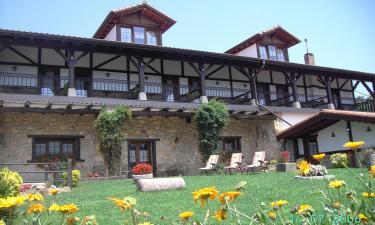 Casa Rural Etxano en Amorebieta-Echano (Vizcaya)
